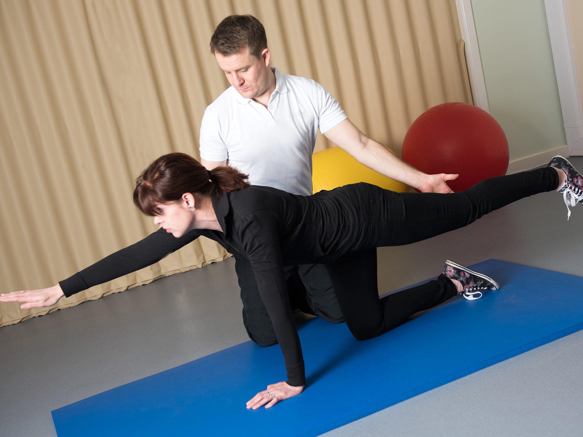 Neurological Rehabilitation | Oakwood Wellbeing