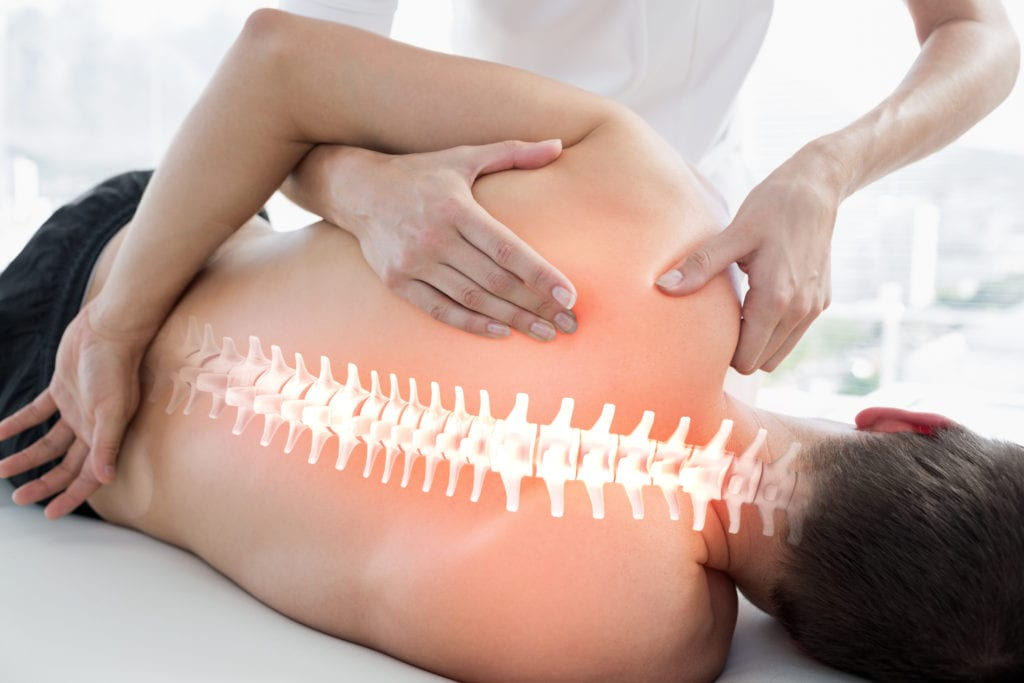 Spinal Care | Oakwood Wellbeing