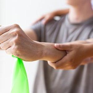 Arm Exercise | Oakwood Wellbeing